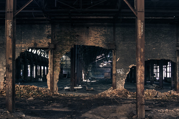 Studebaker Foundry - South Bend, IN