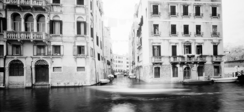 Speed on Canale Grande