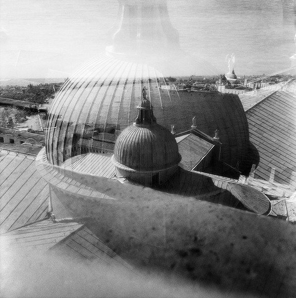 Transparent Iron Roof