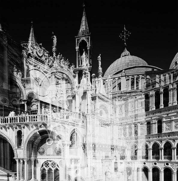 Unfamiliar Palazzo and Basilica