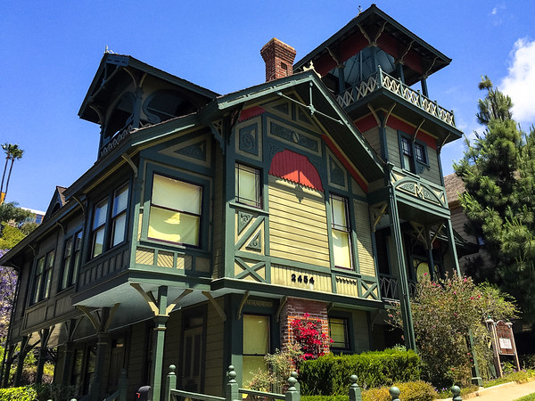San Diego's Victorian Houses