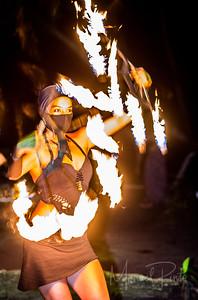 Festival Internacional Danza Aérea 2016 Puerto Viejo Costa Rica