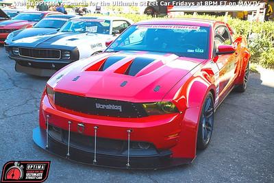 Vorshlag 2011 Mustang GT build