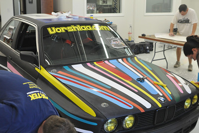 Vorshlag E30 - Art Car Look