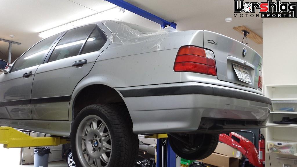 Vorshlag BMW E36 LS1