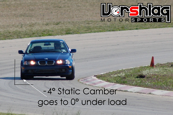 Big Bend at MSR-C, at full cornering load.  With -4° static negative camber makes for nearly zero camber under load.