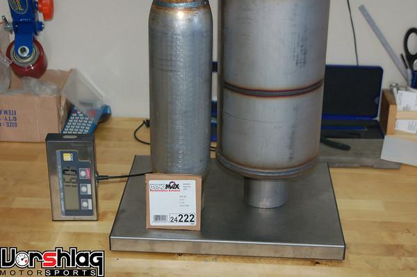 Resonator was a DynoMax p/n 24222