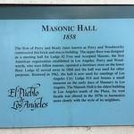 Masonic Hall 1858
