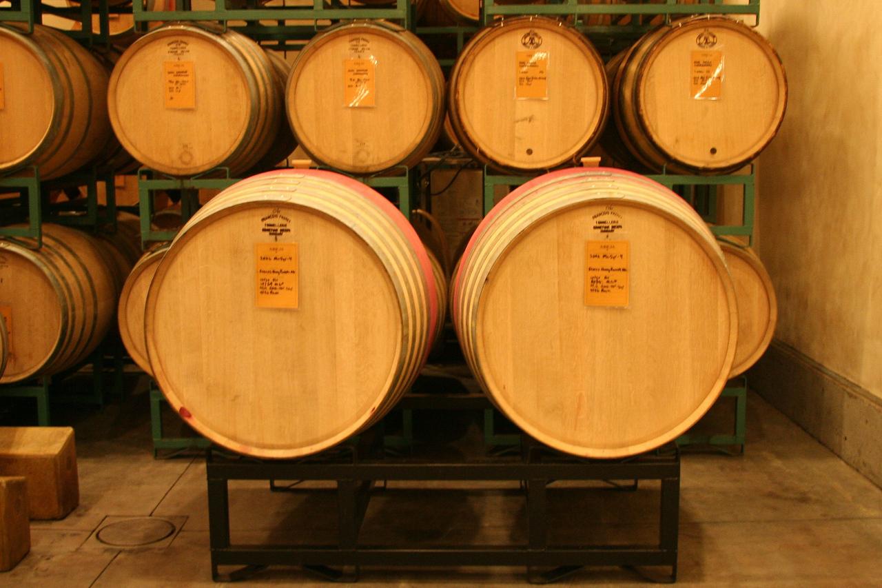 Wine Barrels 1