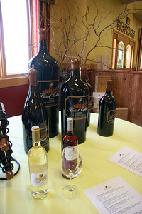Winery Display