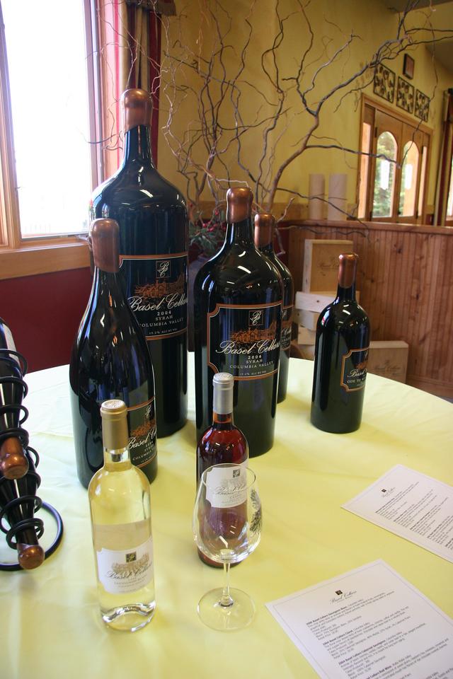 Winery Display