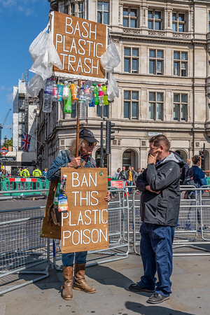 @Westminster 2019.09.04 Ban Plastic Poison
