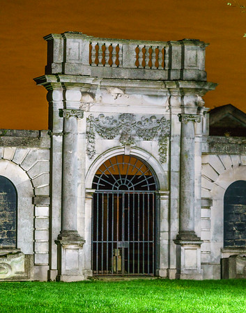 Copped Hall Gateway