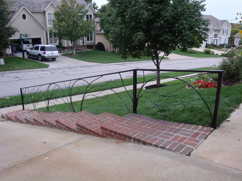 Outside Railing