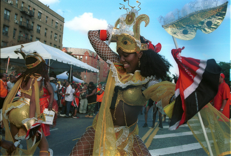 West Indian Parade, Brooklyn, NY<br /> Labor Day<br /> © Laura Razzano