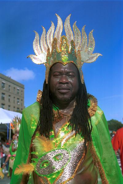 West Indian Parade, Brooklyn, NY<br /> Labor Day<br /> © Laura Razzano