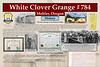 White Clover Grange WALL TOP