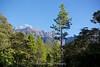 View from Magic Mountain Country Home, Mount Kinabalu Golf Course, Pinosuk Plateau, Kundasang, Sabah