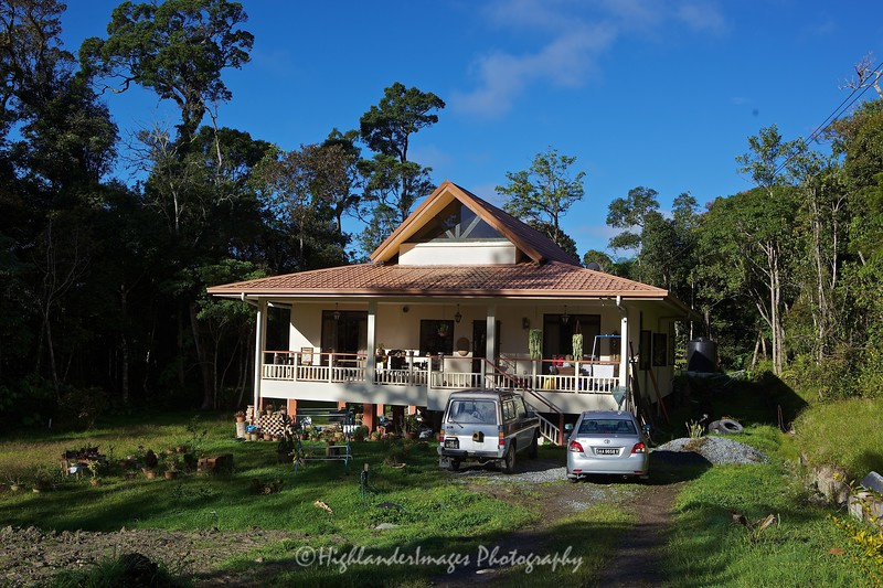 Magic Mountain Country Home, Mount Kinabalu Golf Course, Pinosuk Plateau, Kundasang, Sabah