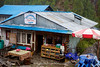 A small guest house at Phakding.