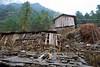 Between Koshigaun village and Phakding