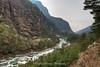 Dudh Kosi River between Phakding and Monjo.