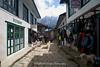 Downtown Lukla.