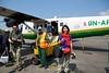 Tara Air flight from Kathmandu to Lukla