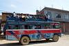 Local bus at Bungamati.