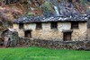 Old house at Monjo.