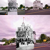 "The Goodspeed Opera House from June 13, 1913 mixed with June 16, 2013.  More details here:<br /> <a href=""http://www.richarsenault.com/content/2013/06/window-to-the-past-goodspeed-opera-house/"">http://www.richarsenault.com/content/2013/06/window-to-the-past-goodspeed-opera-house/</a>"