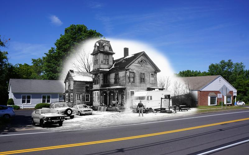 Colchester, CT - Main St - Fedus House