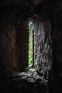 Window Study 10 - Blarney Castle, Ireland