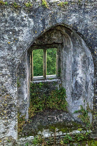 Window Study 09 - Blarney Castle, Ireland