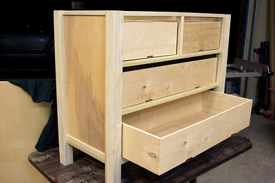 Another shot of the drawers.