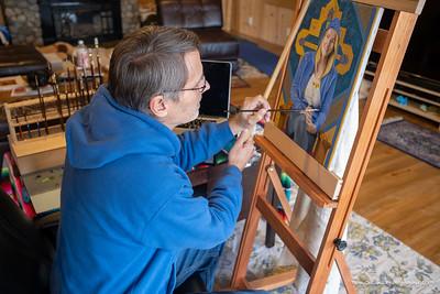Dr. Michael Alberts ~ Painter, Photographer, Veterinarian