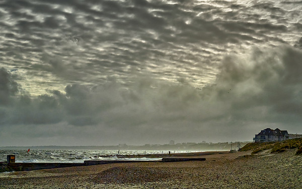 After the Storm-Southbourne Beach
