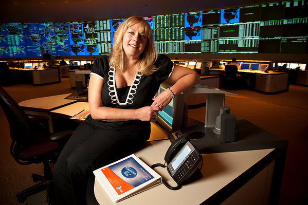 AT&T Portrait Series: Employees and the Customers They Serve