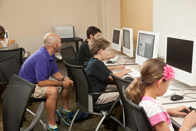 Young Writers Camp 2013