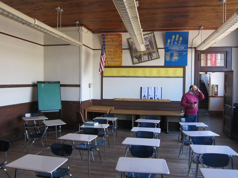 1st Floor Classroom#4 in Tallapoosa Classroom Building
