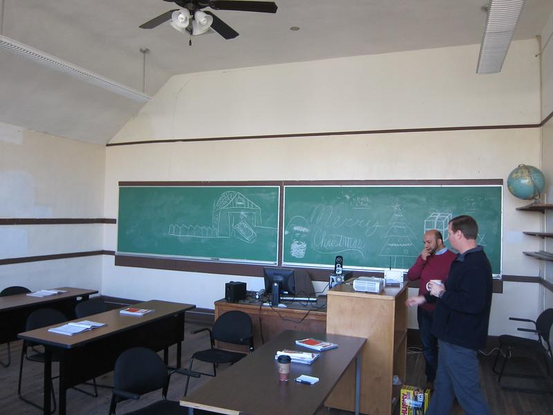 2nd Floor Classroom#5 in Tallapoosa Classroom Building
