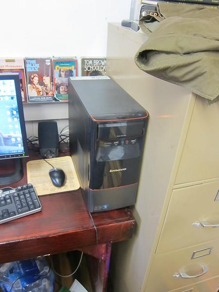 Computer in 1st Floor Classroom#3 in Tallapoosa Classroom Building