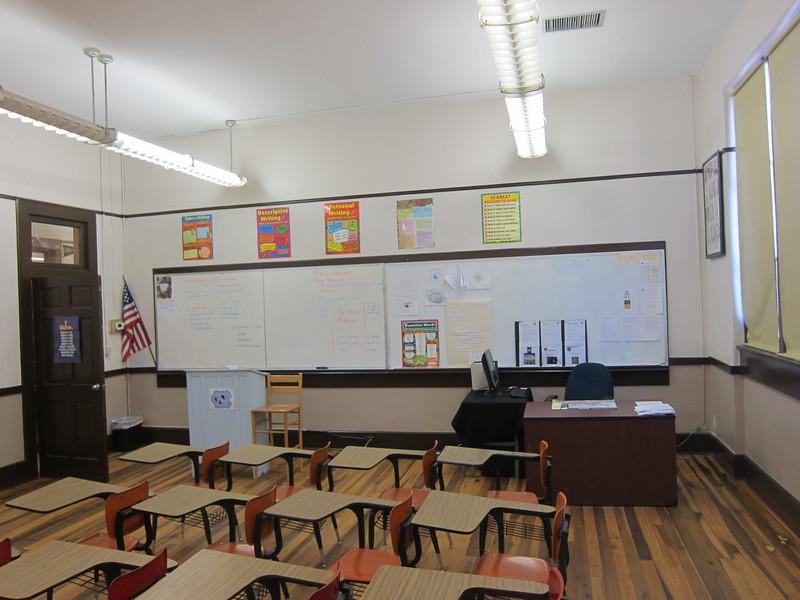 2nd Floor Classroom#6 in Tallapoosa Classroom Building