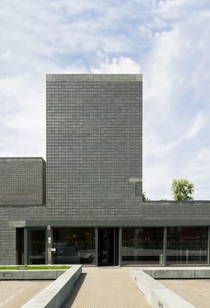 Sportcentrum Rozenburcht. Rozenburg. Koen van Velsen architecten.