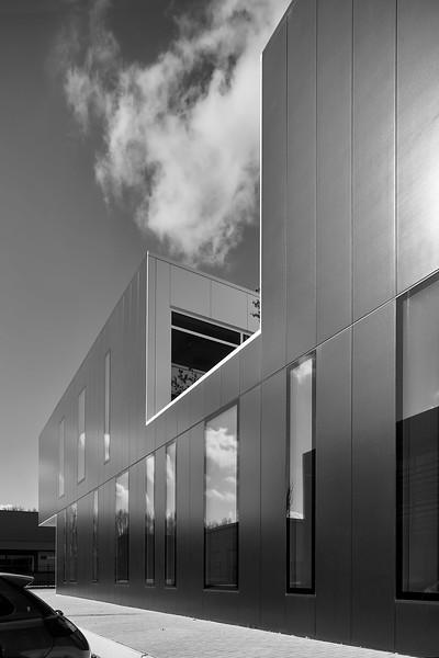 Becron Goirle. Buro 013 architecten.