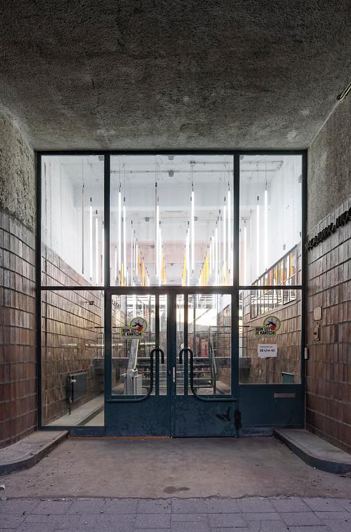 Haka building Rotterda. Interiorarchitects: Doepel Strijkers. Architect: H.F. Mertens
