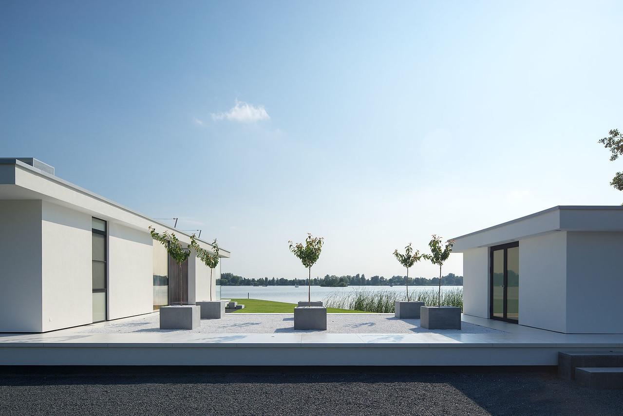 Villa Reeuwijkse plassen. Lab 32 architecten