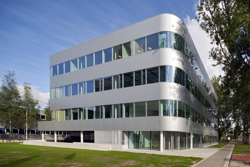 Nucleus building Leiden. Popma en Tersteege architecten.