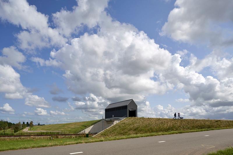 Paardenbrug Hoek van Holland. HCVA