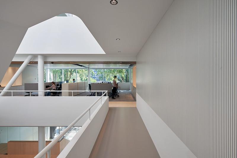 Nucleus Building Leiden. Popma & Tersteege architecten